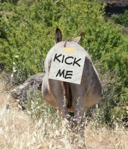 kickme