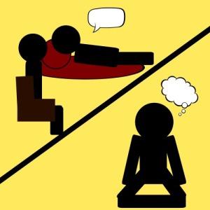meditationvstherapy